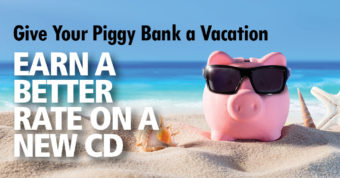 Give Your Piggy Bank a Vacation