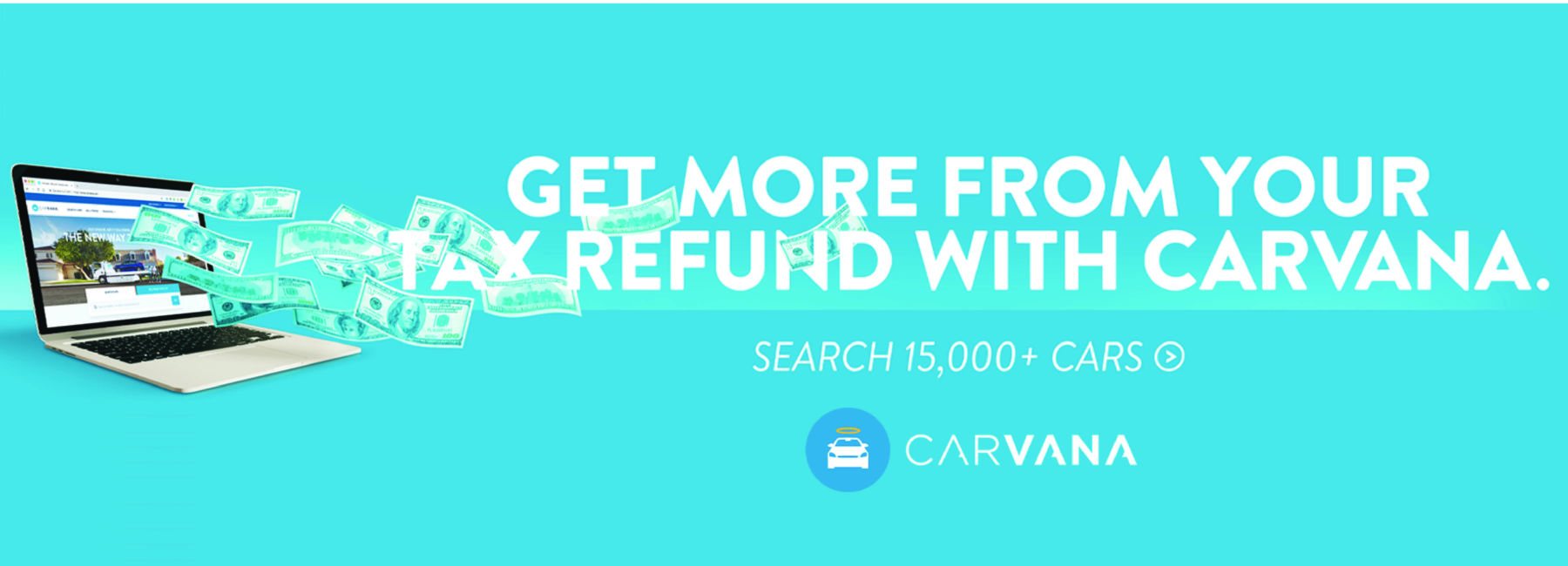Get More From Carvana With Tax Refund