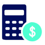 calculator image with dollar sign